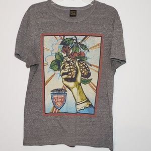 Obey | Imperial Glory Graphic  Tee | Size L